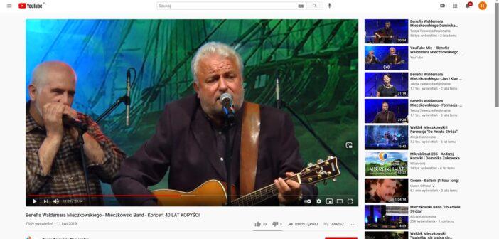 KONCERT pt. FOLK WEEKEND z Mieczkowskim Band na żywo
