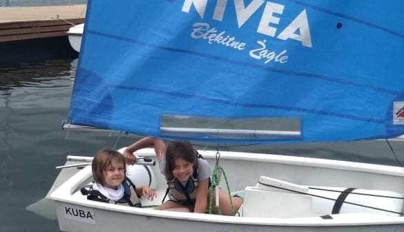 Przedszkole żeglarskie – Super półkolonie z Kartuskim Centrum Kultury na Złotej Górze